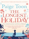 The Longest Holiday (eBook)